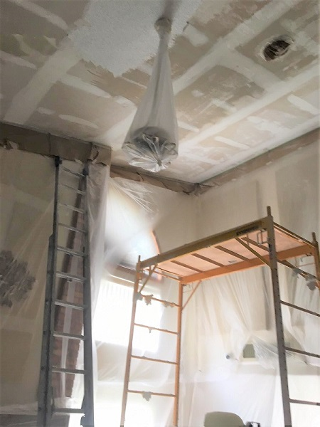 Clearwater Beach FL Ceiling Contractor