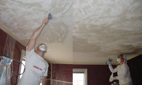 Palm Harbor Popcorn Texture Ceiling Contracto